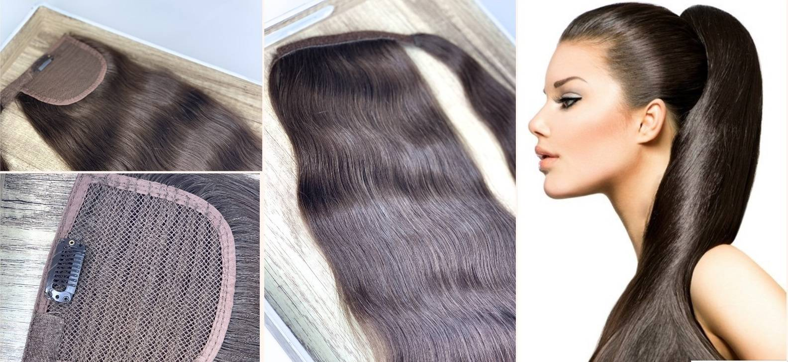 GVA ponytail hair extensions