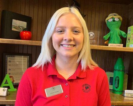 Jennah Stewart , Private Pre-Kindergarten Assistant Teacher