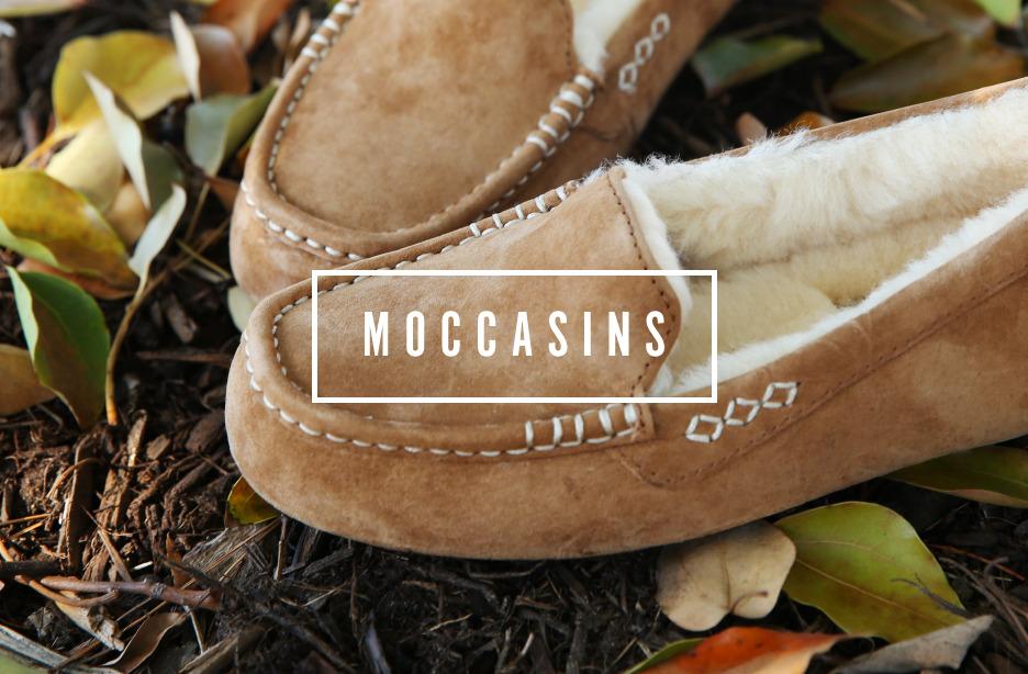 UGG Moccasins | Tiltedsole.com