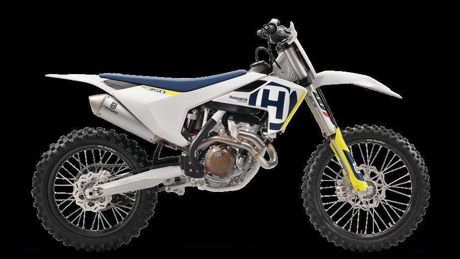 2018 HUSQVARNA MOTORCYCLES FC 350