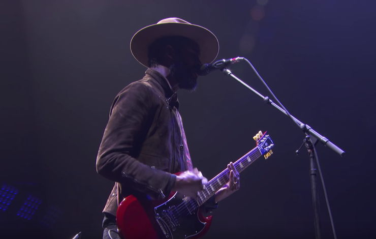gary clark jr performs songs from this land hollywood bowl hollywood bowl. Black Bedroom Furniture Sets. Home Design Ideas