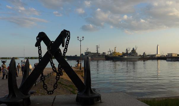 Город Кронштадт и остров Котлин: вчера, сегодня, завтра.