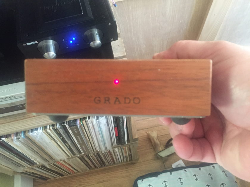 Grado Reference Sonata Cartridge & Pre-Amp