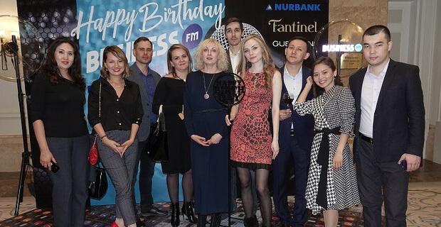 Вечер радио. Как радиостанция «Бизнес FM Казахстан» отметила первый день рождения - Новости радио OnAir.ru