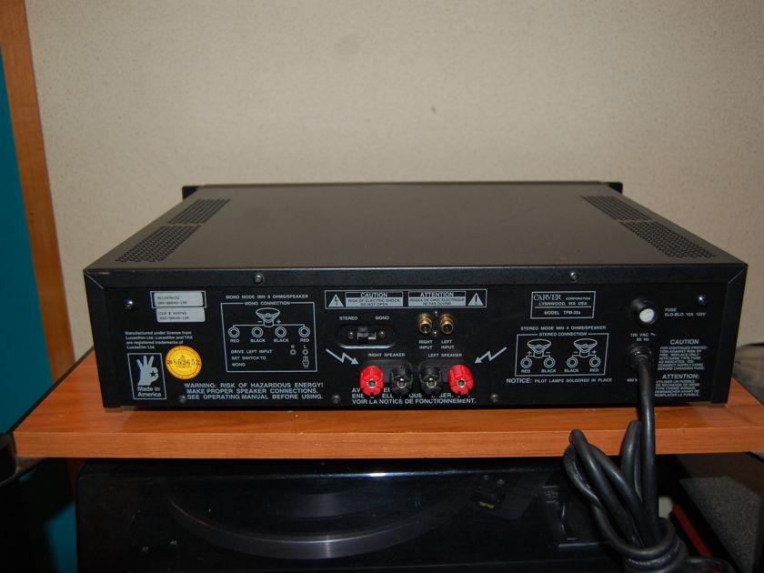 Carver TFM-35x Power Amplifier