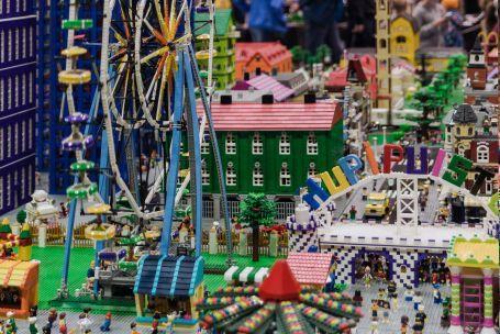 Lego näyttely Kokkolassa 7.4.2018