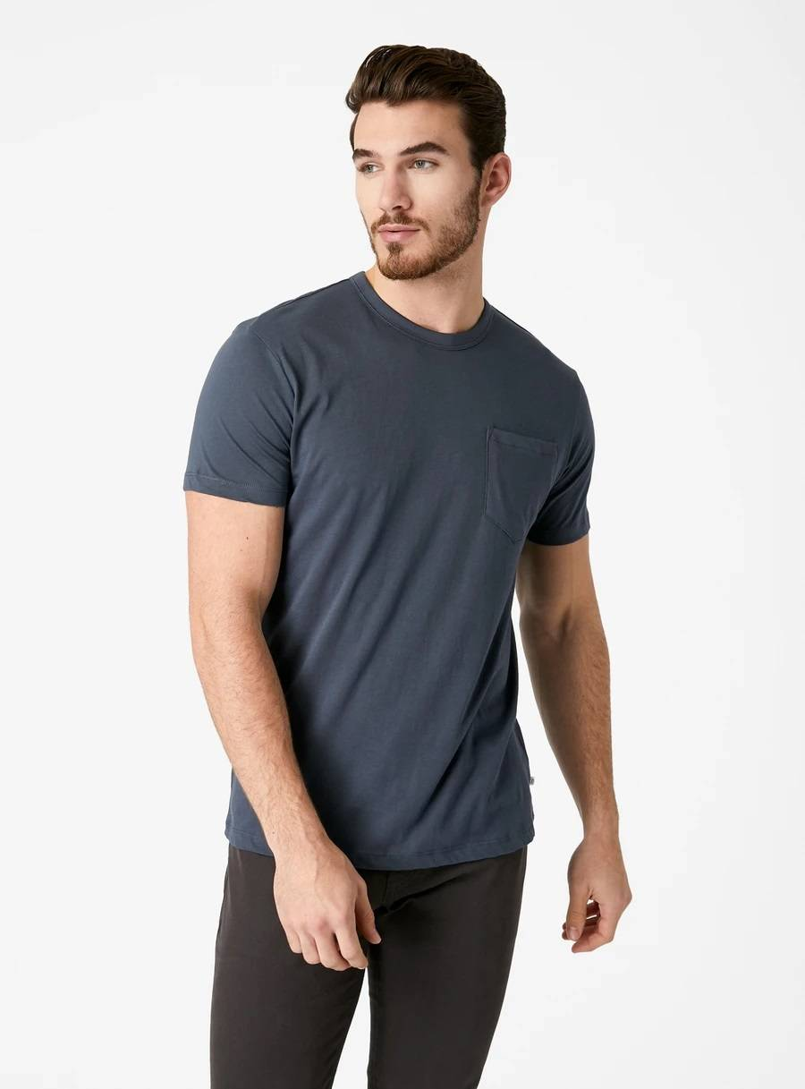 Anthology Supima® Pocket T-Shirt