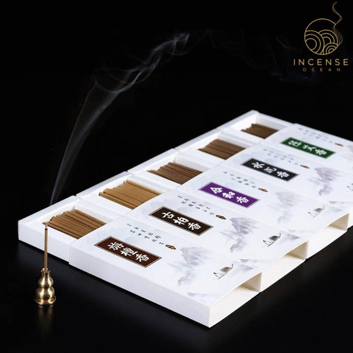 Natural Short Stick Incense (150-170 Pieces)
