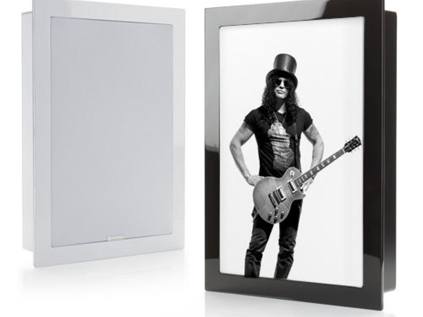 Monitor Audio SoundFrame 1 (SF1) In-Wall Speaker(White) Open Box, never used!