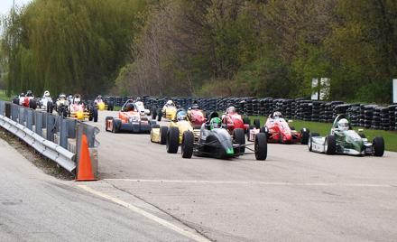 Firecracker Bonneau Divisional Races - Milw/BVR