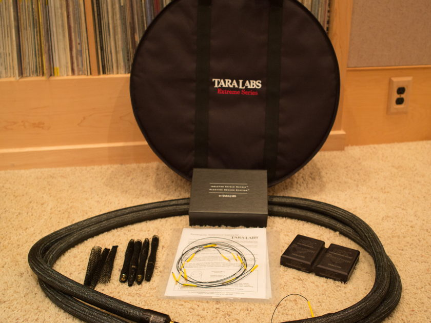 Tara Labs Grandmaster Evolution w/HFX 2 meter pair, RCA, 'another' Price Drop!!