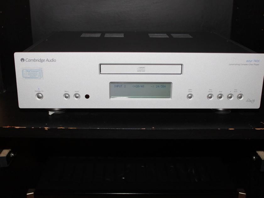 Canbridge Audio Azur 740C CD player