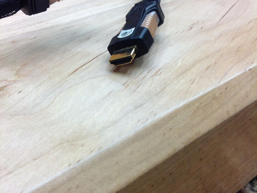 Cardas Cross 1.4  High Speed HDMI.   1.5 Meters