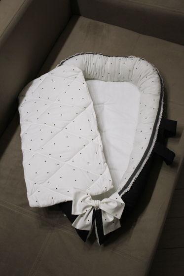 Кокон-гнёздышко для новорожденного