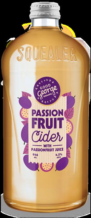 Good George Passionfruit Cider Squealer