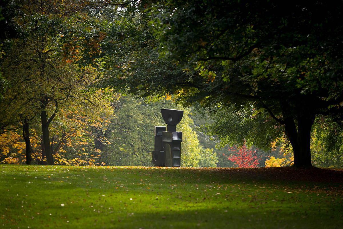 Barbara Hepworth, The Family of Man, 1970 Yorkshire Sculpture Park