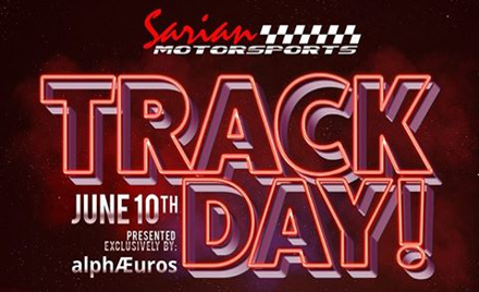 Sarian Motorsports Track Day