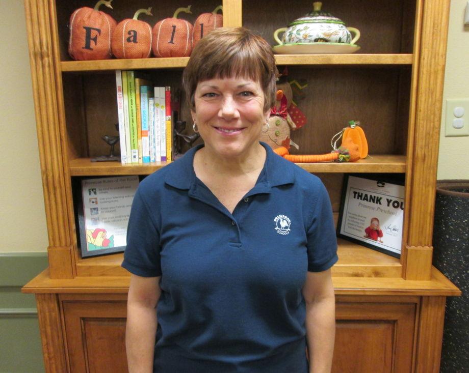 Mrs. Kim Watt , Teacher Assistant