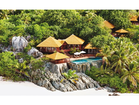 LIVE AUCTION PREVIEW:  Luxurious 9-Night Journey to the  Seychelles & Kenya