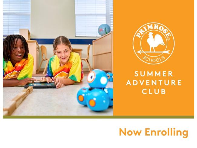 Summer Adventure Club Now Enrolling
