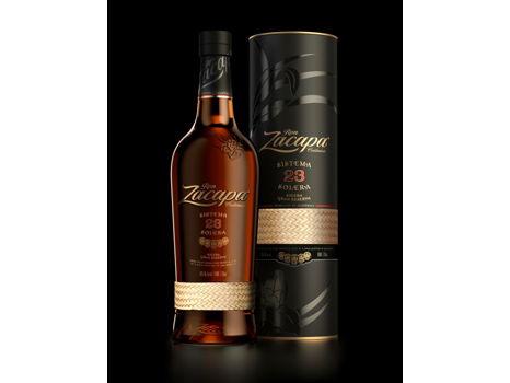 Bottle of Zacapa Rum