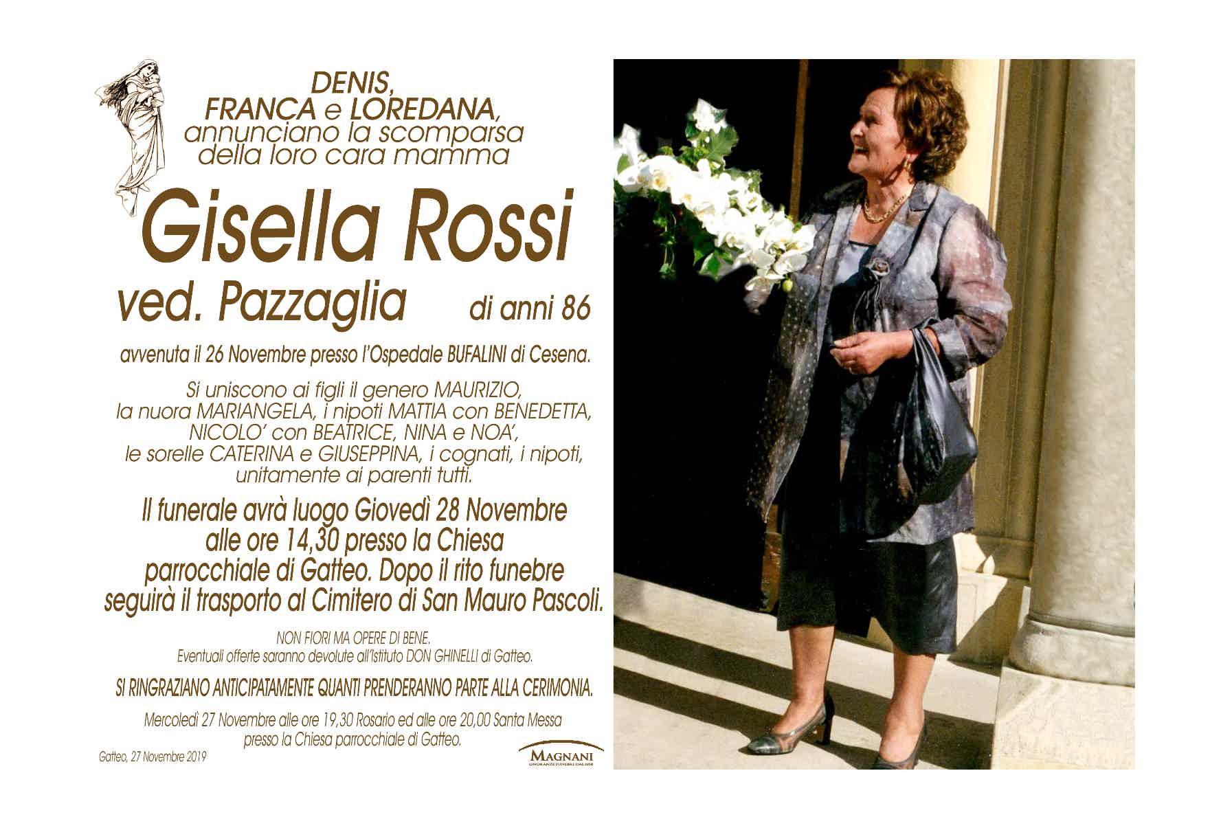 Gisella Rossi