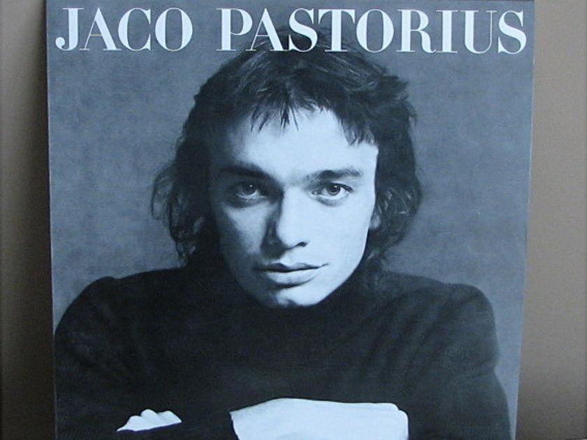 """Jaco Pastorius """"Jaco Pastorius"""" - 180 Gram - LP - $19.95 includes  shipping !"""