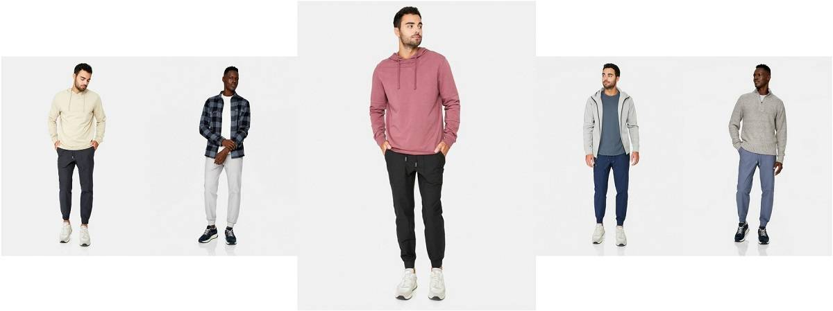 joggers outfits men