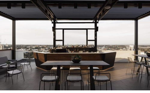 Rooftop Function Space with Breathtaking views - 0
