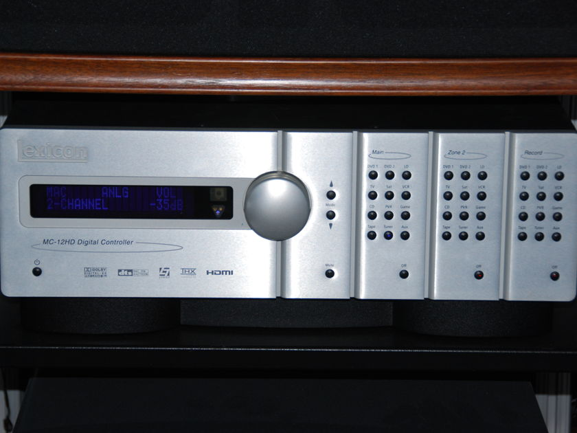 LEXICON MC-12HD DIGITAL CONTROLLER