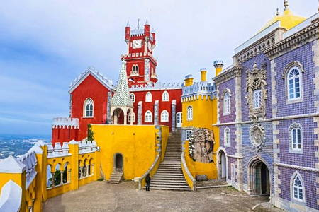 Wonders of Sintra Private Tour