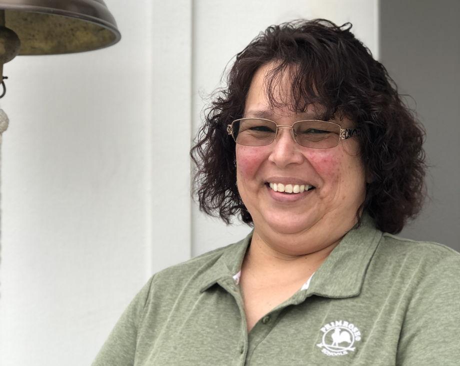 Christina Chavez , Teacher
