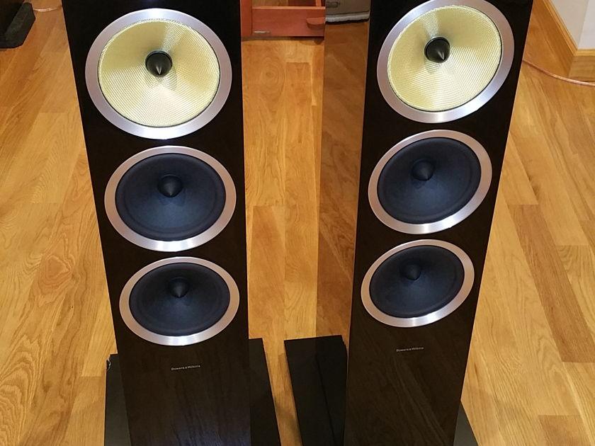 Bowers & Wilkins CM9 S2 speakers
