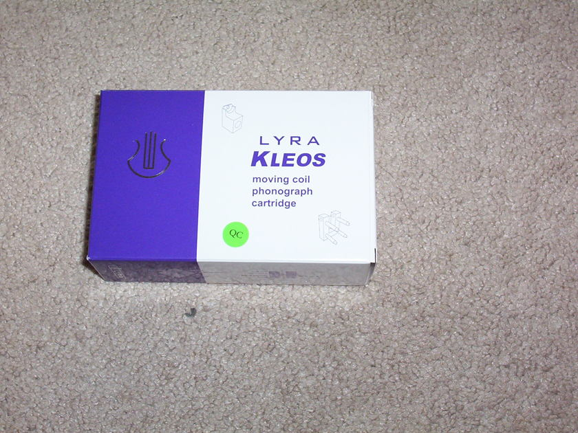 LYRA  KLEOS  New in the box.  Never opened