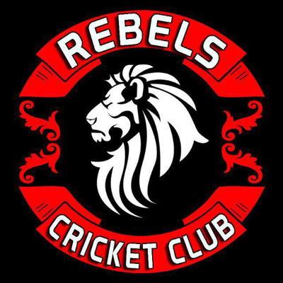 Boston Rebels Cricket Club Logo