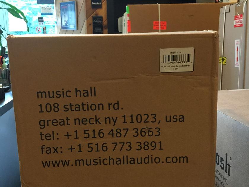 Music Hall Marimba