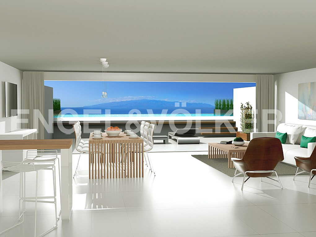 Costa Adeje - Property for sale in Tenerife: Charming house with sea views in Costa Adeje, Tenerife South, Engel & Völkers Costa Adeje Property for sale in Tenerife, Tenerife Real Estate, Tenerife Villas, Villas in Tenerife, Apartments in Tenerife South, new development in Tenerife, Real Estate Agency in Tenerife, Real Estate Agency in Costa Adeje, Costa Adeje, Tenerife Houses, Luxury Villas in Tenerife