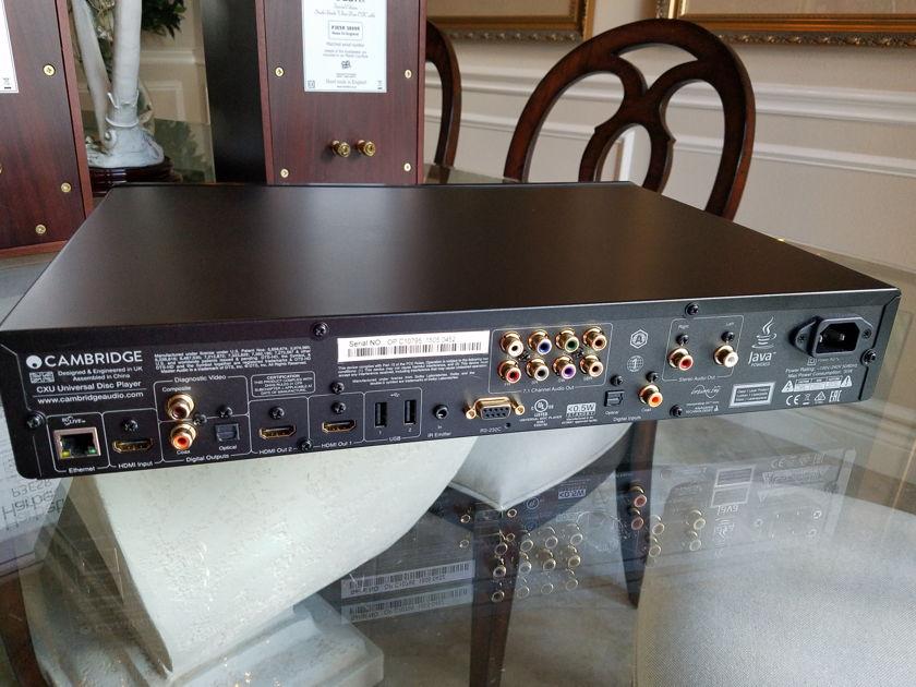 Cambridge Audio CXU