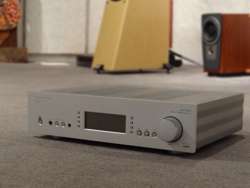 Cambridge Audio 840A V2 Silver Demo!