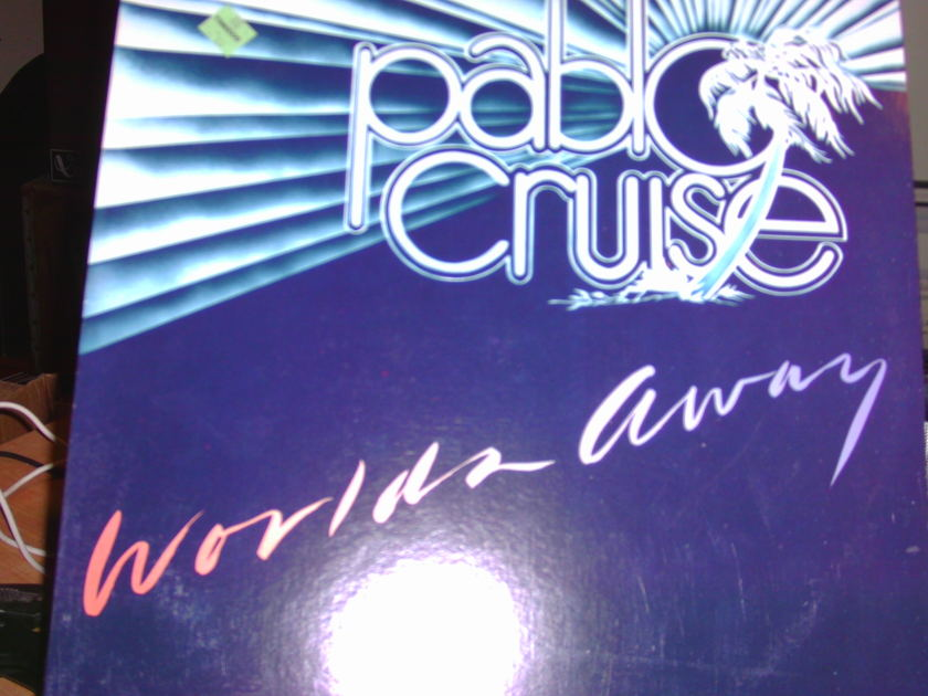 PABLO CRUISE - WORLD AWAY