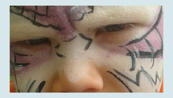 zauberin pippa pelina kinderschminken
