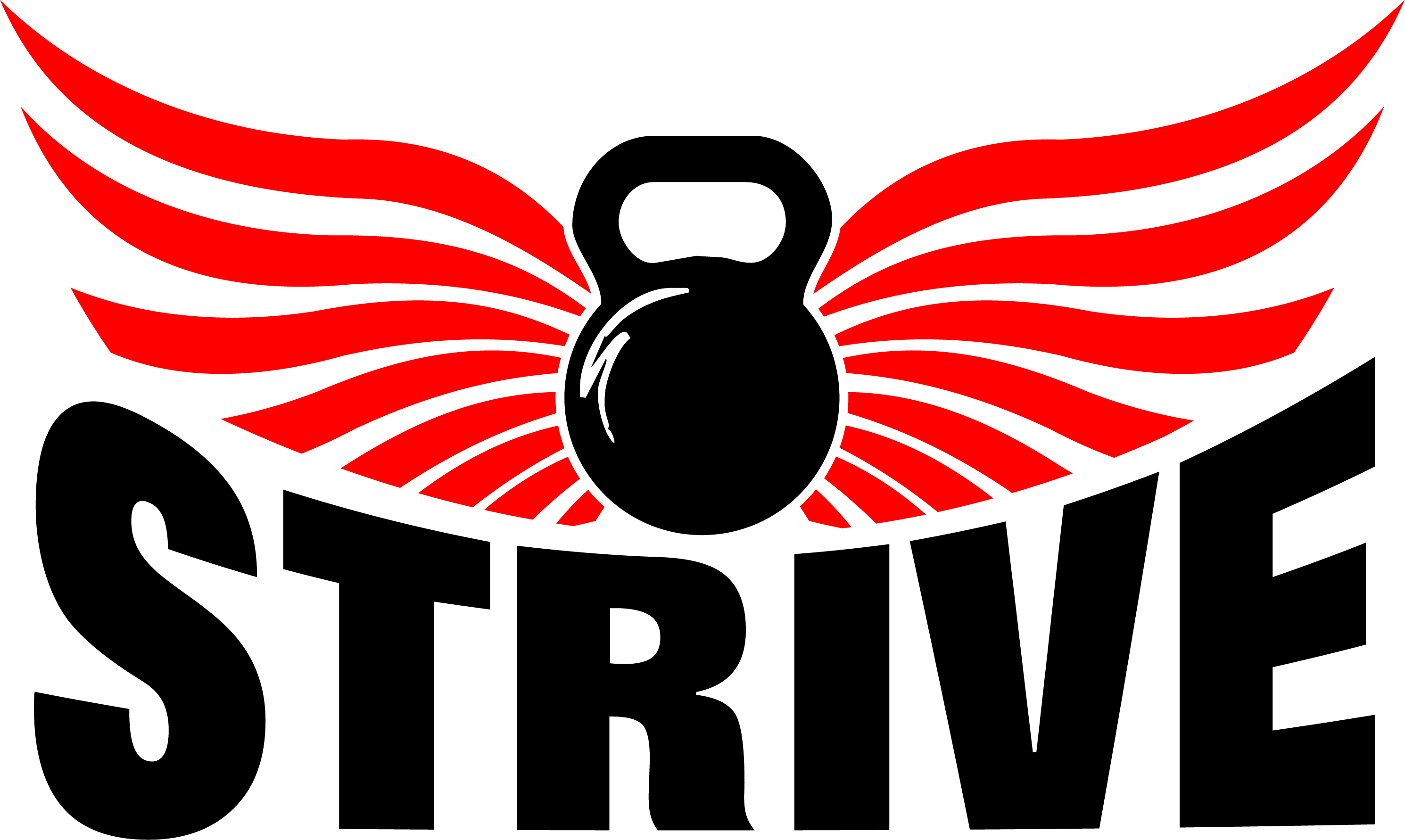 Strive Health and Fitness logo