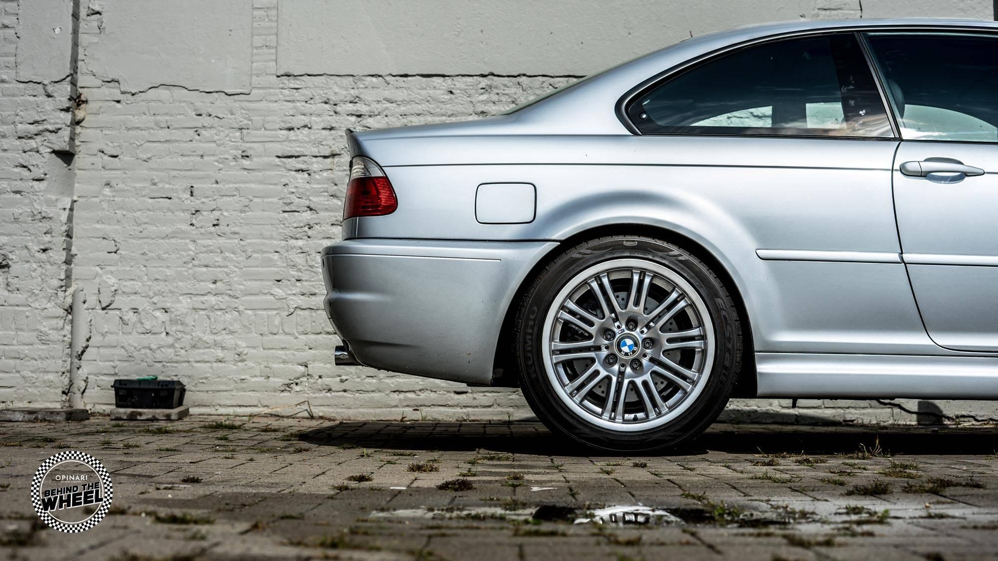 BMW M3 E46 rims