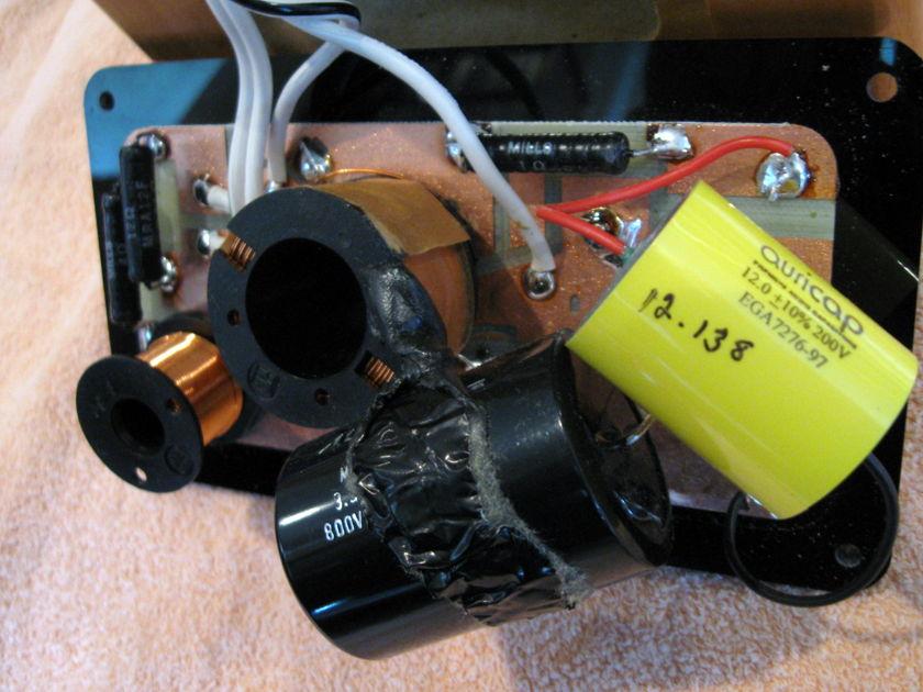 Vienna Acoustics  Haydn  speakers, upgraded crossovers, pics