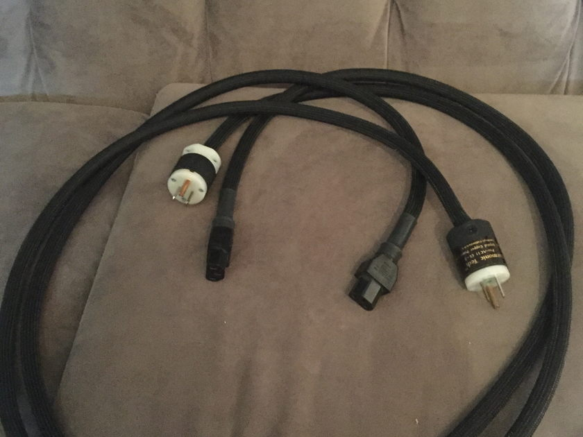 Harmonic Technology  PRO-AC11 CL3 power cable trade in save $$$$