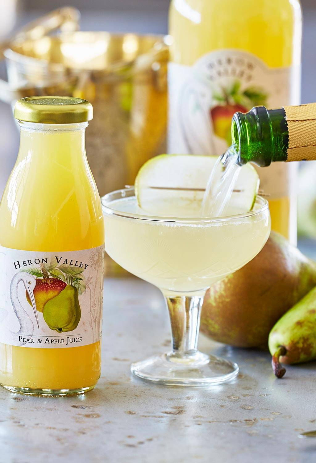 partridge in a pear tree cocktail