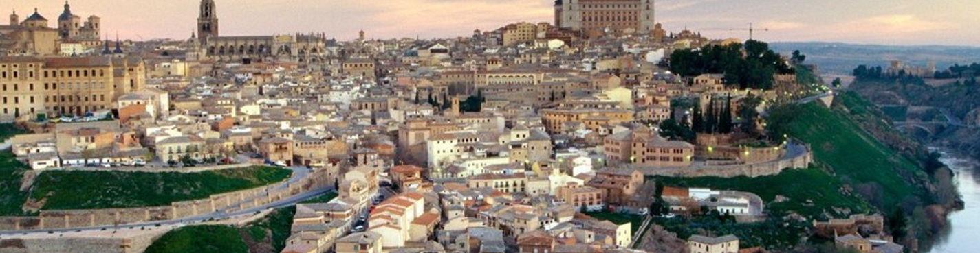 Экскурсия из Мадрида в Толедо и Сеговия