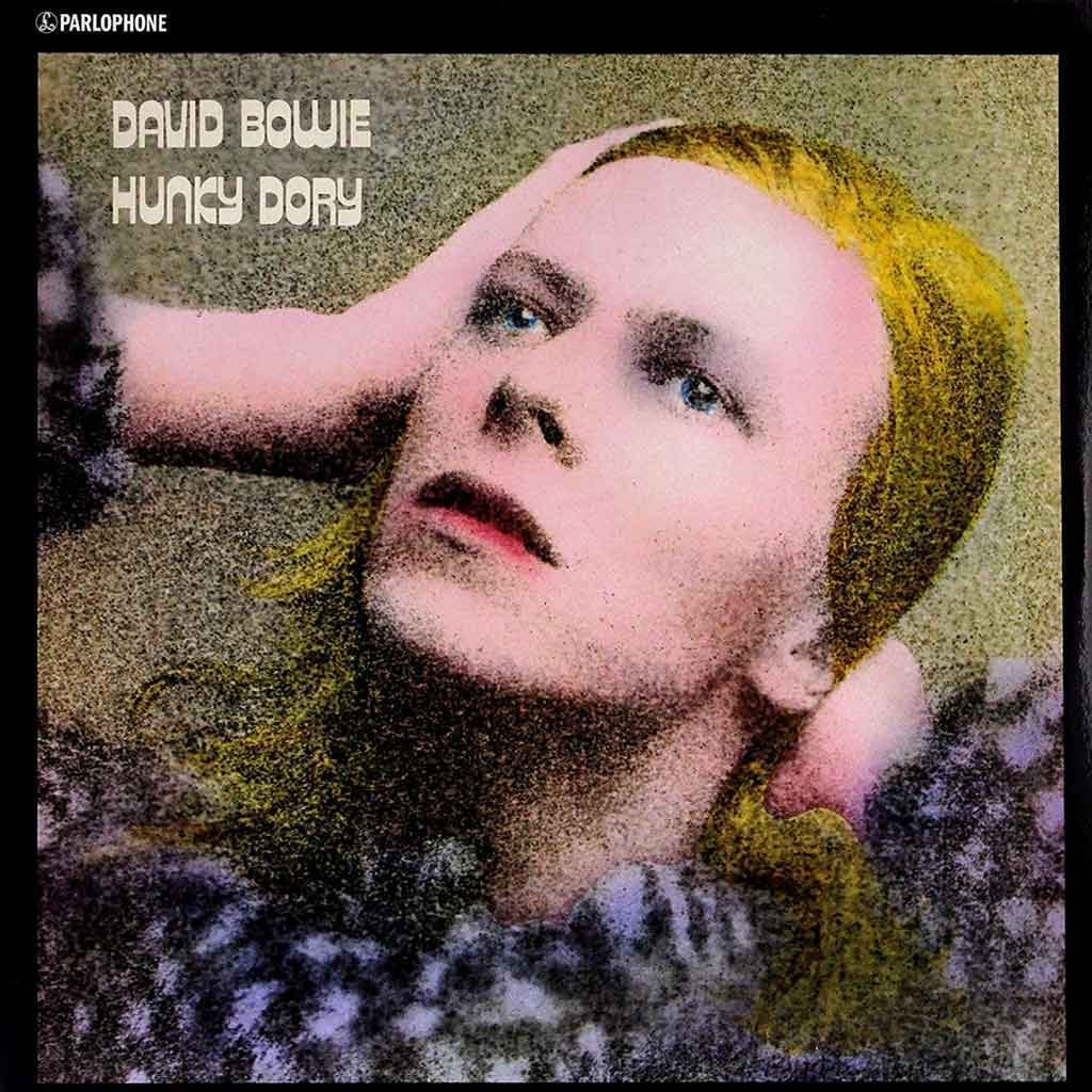 David Bowie 'Hunky Dory' album cover