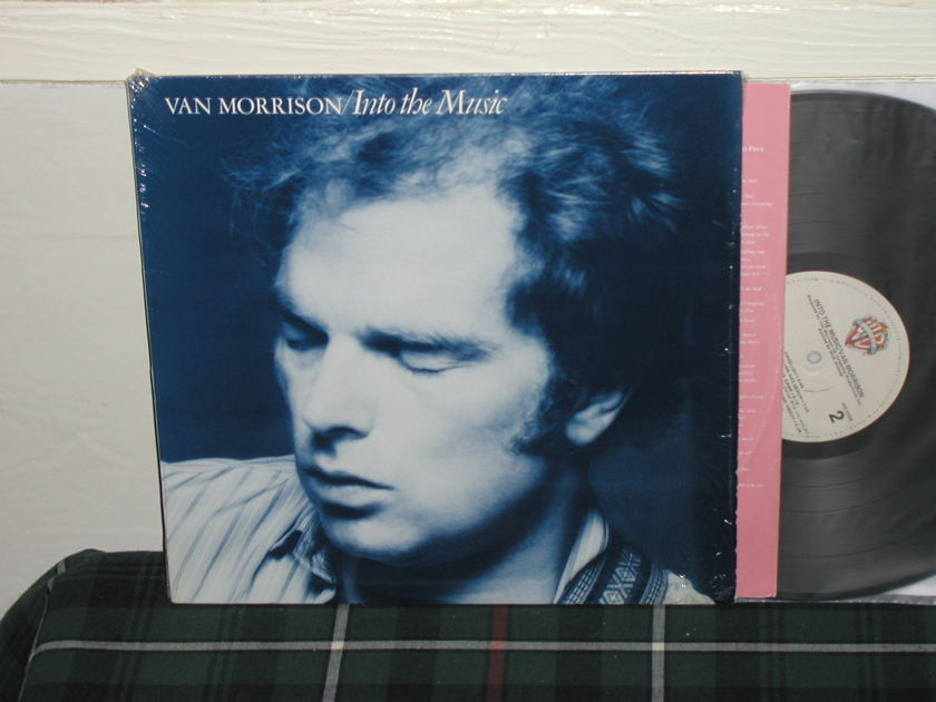 Van Morrison - Into The Music (Pics) Still in Shrink 1st press.