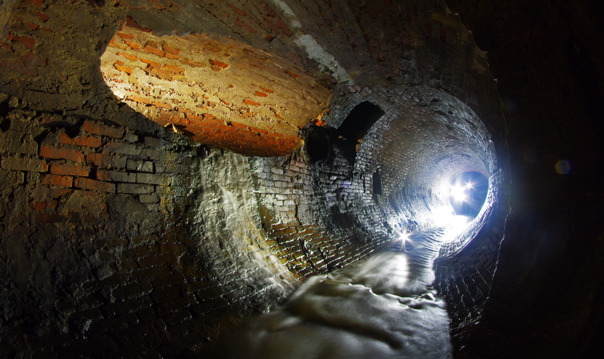 С диггером по подземной реке Неглинке